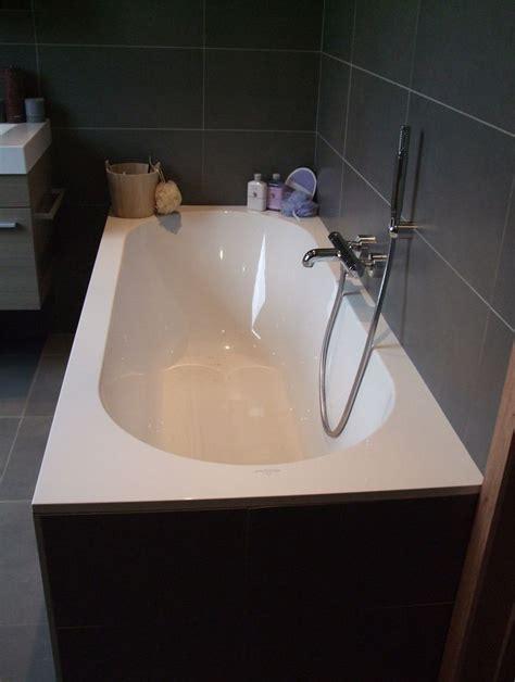 villeroy boch bad bad afgewerkt met tegels bad villeroy boch oberon