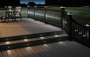 Decorating Home Beautiful Deck Lighting Home Interior Exterior Simple Yet Fashionable Cocktail Table Linens