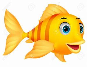 Cute Fish Cartoon Royalty Free Cliparts, Vectors, And ...