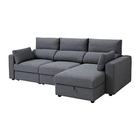 eskilstuna  seat sofa  chaise longue ikea
