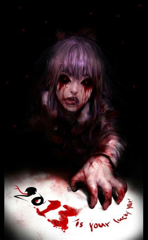 Anime Horror Wallpaper - anime wallpaper anime wallpapers