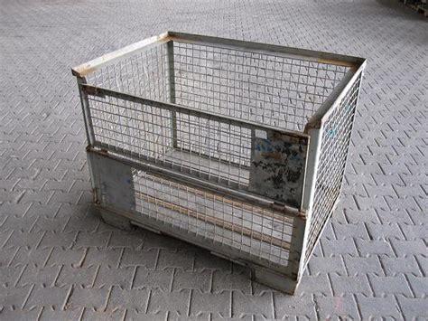 gebrauchte paletten kaufen gebrauchte eurogitterboxen industriewerkzeuge ausr 252 stung