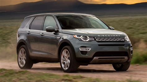 land rover discovery sport hse luxury wallpapers