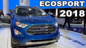 Ford Ecosport 2018 Zubehör : novo ford ecosport 2018 em detalhes youtube ~ Kayakingforconservation.com Haus und Dekorationen