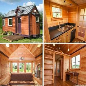 10 best images about a green green world on pinterest for Tiny house interior and exterior design