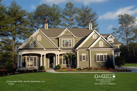 one craftsman style home plans
