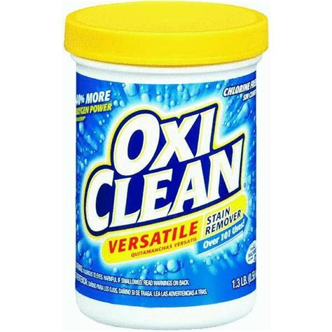 Oxiclean Upholstery Cleaning by 4 Pack 1 3 Lb Oxi Clean Versatile Stain Remover 51313 Ebay