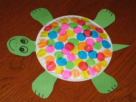paper plate turtle crafts for preschoolers more craft 789 | 0ad483e71be4f149209ed1ad41453d7e