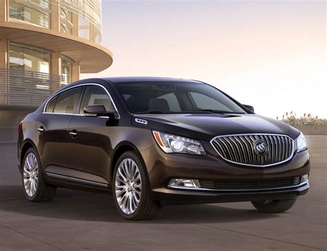 New Buick Lacrosse by 2014 Buick Lacrosse Overview Cargurus