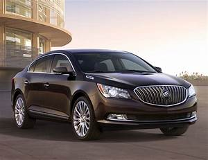 2014 Buick Lacrosse - Overview