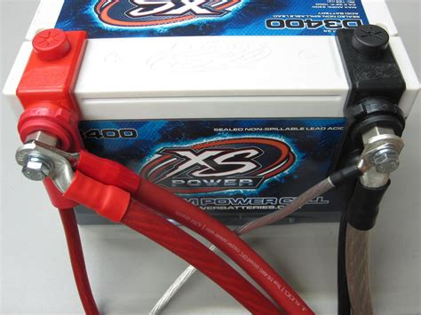 Big Upgrade Kits Side Post Battery Auto Electric