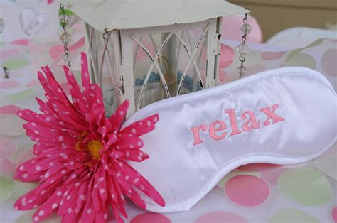 spa party decoration ideas hippojoys blog
