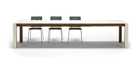 corian table corian walnut dining table by s 248 ren nissen and ebbe