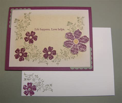 Stampin Up  So Creative Cards  Page 3
