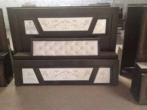 mdf counter double bed  box  rs  piece guzri