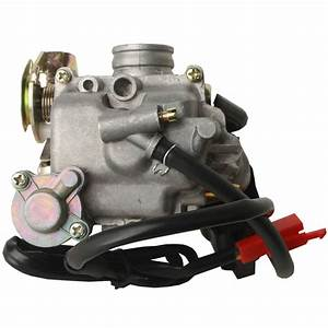 50cc Scooter Moped Atv Gy6 Carburetor Carb For Roketa Sunl