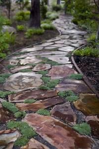 faire une allee de jardin avec des dalles atlubcom With idee allee de maison 1 nos propositions en videos pour faire une allee de jardin
