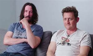 Keanu Reeves & Alex Winter Finally Talk About 'Bill & Ted 3'
