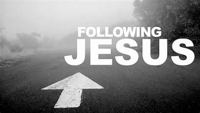 Sermon Jesus Following Ppt Iglesia