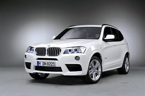 2011 X3 M-sport Package Released