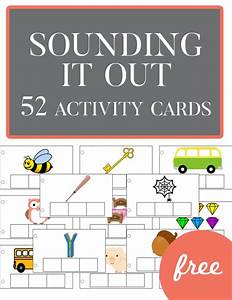 best 25 3 letter words ideas on pinterest kindergarten With sounding out letters games