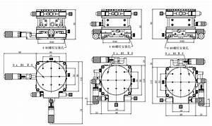 Cross Guide Didifferential Head Drive Four