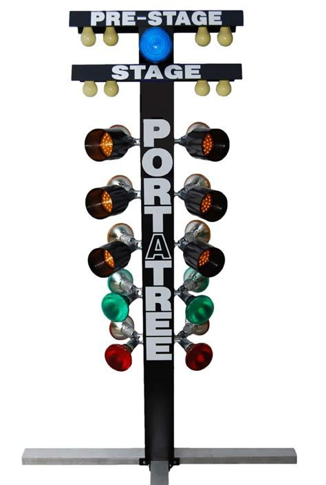 Portatree Professional Tree with LED Bulbs for Tracks