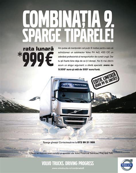 volvo truck ad volvo trucks ad work on behance