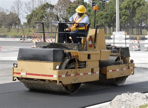 Free Road Roller Stock Photo