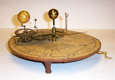 Antique Solar System Model - Pics about space
