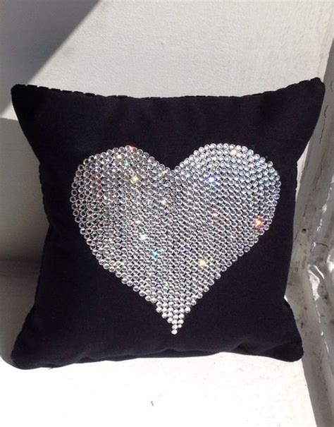 Sparkly Pillows by Sparkly Pillow Sparkly Bedroom Diy And