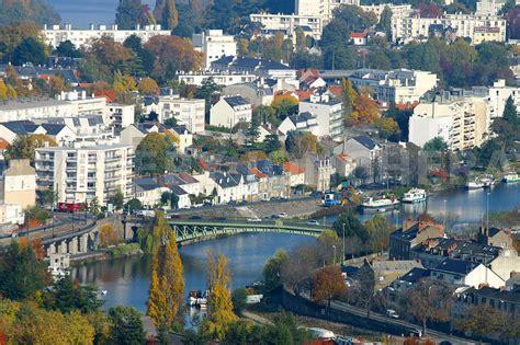 la chambre en ville nantes photos vue aerienne de nantes centre ville erdre pont