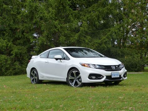 Civic Reviews by Review Honda Civic Si Coupe Toronto