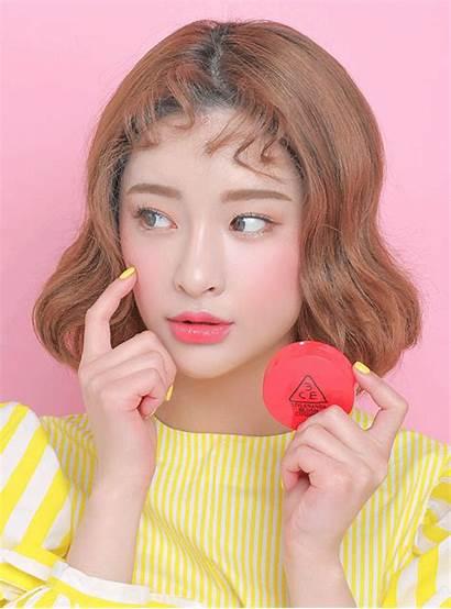 Korean Blush Makeup Trend Kpop Hair