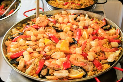 by lander sea food tales tallahassee 39 s paella offers