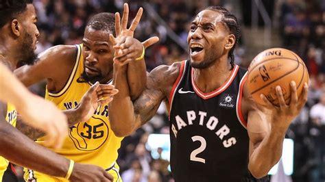Is Warriors Vs. Raptors The Best Matchup?