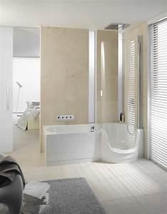 Dusche Badewanne Kombination : badezimmer fliesen 2015 7 aktuelle design trends im bad ~ A.2002-acura-tl-radio.info Haus und Dekorationen