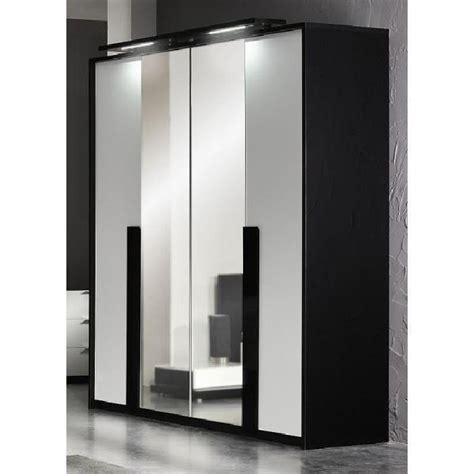 armoire adulte design 4 portes achat vente armoire de