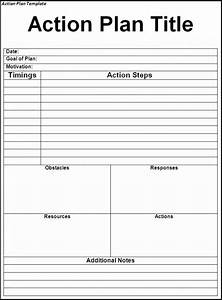 10 Effective Action Plan Templates You Can Use Now