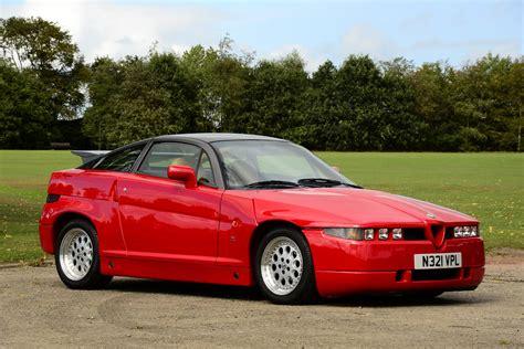 Il Monstro 1990 Alfa Romeo Sz With 22,400 Miles Goes