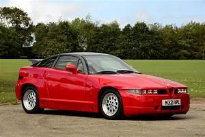 Alfa Romeo Sz : il monstro 1990 alfa romeo sz with 22 400 miles goes under the hammer carscoops ~ Gottalentnigeria.com Avis de Voitures
