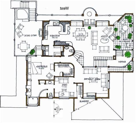 contemporary homes floor plans 4 bedroom 2 bath contemporary house plan alp 07xr allplans com