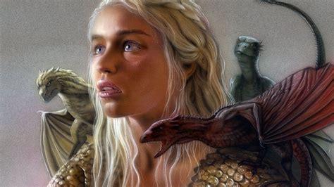 daenerys targaryen hd wallpaper  images