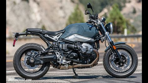 Bmw Nine T Review by Review Of Bmw R Nine T 2018 Pictures Live Photos