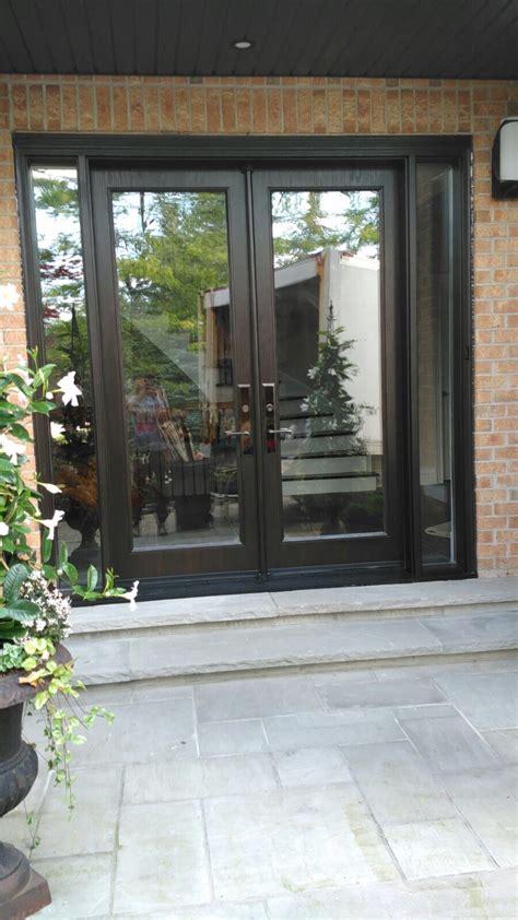 Modern Exterior Doors  Clear Glass  Modern Doors