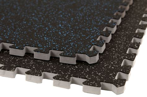 3 4 inch soft rubber foam rubber floor tiles