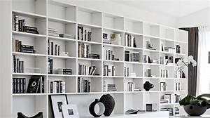 Libreria componibile a parete su misura Artik