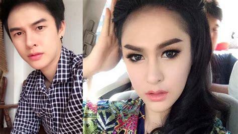 Beautiful Crossdresser (boy To Girl Makeup Transformation