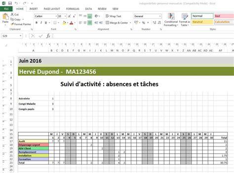 modèle planning excel gratuit cr 233 ez un mod 232 le de planning dans excel avec planningpme