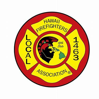 Hawaii Fire Hffa State Association Fighters Clear